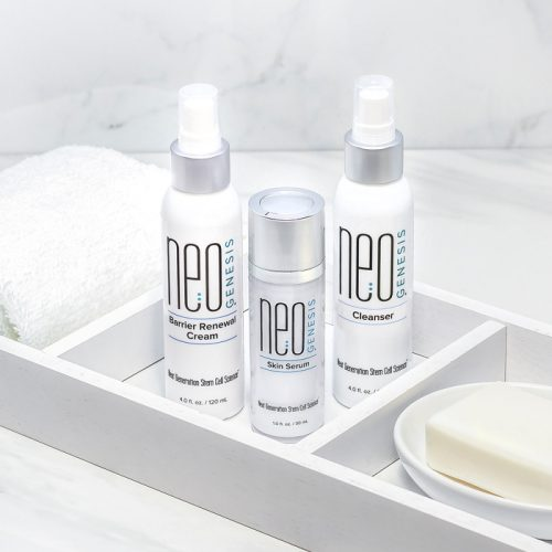 NeoGenesis Skin Protection Trio