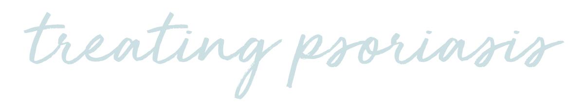Treating Psoriasis - NeoGenesis